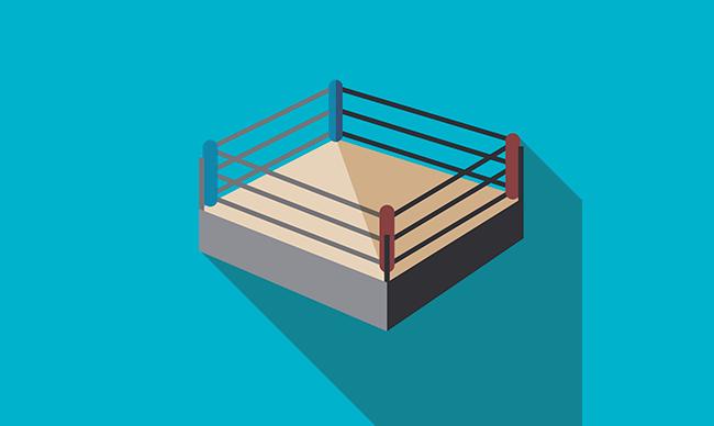 Работа ног в боксе